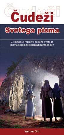 Slowenisch: Wunder der Bibel